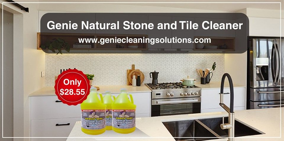 Lemon scented, rinse free floor cleaner that will not dull