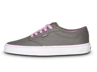 af3be6bbd Zapatilla Vans Urbana Mujer Atwood Gris Rosa VN