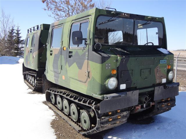 Military Vehicles For Sale Canada >> Hagglund 1 Bv206 For Sale In Edmonton Ab Canada Military