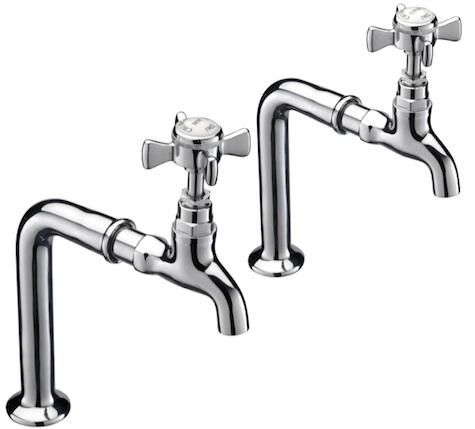 Sagittarius Churchmans High Neck Kitchen Pillar Taps Products