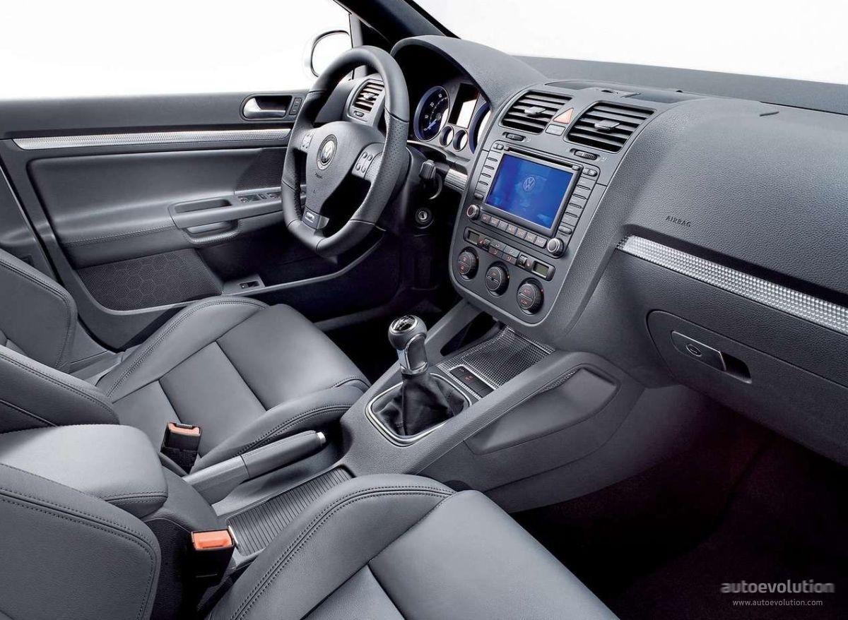 Volkswagen golf v r32 5 doors 2005 2006 2007 2008 autoevolution