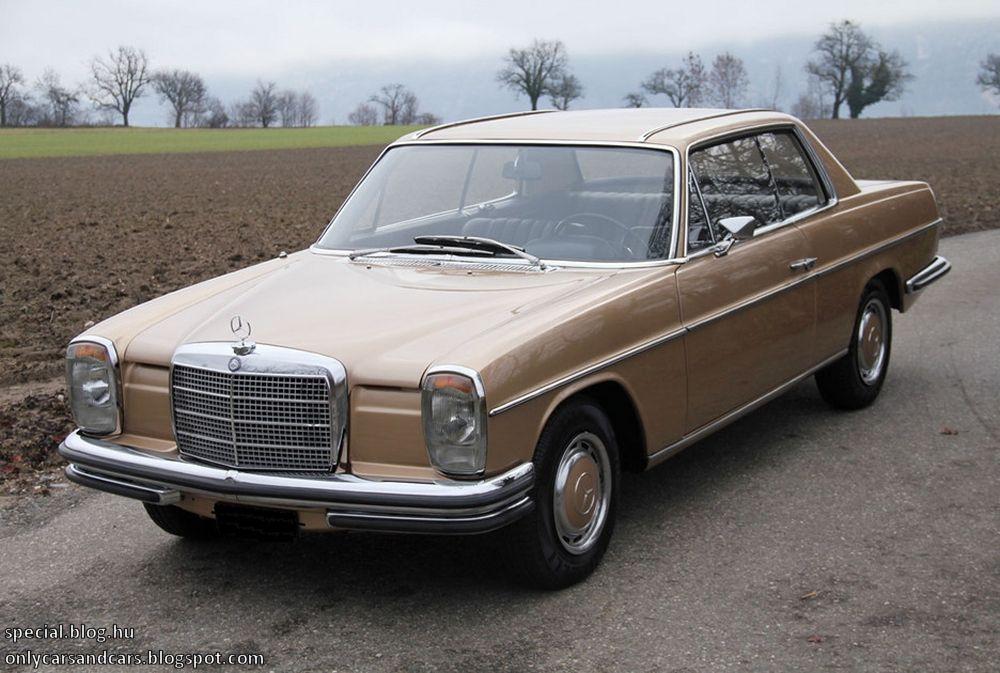 Mercedes 250 C 1969