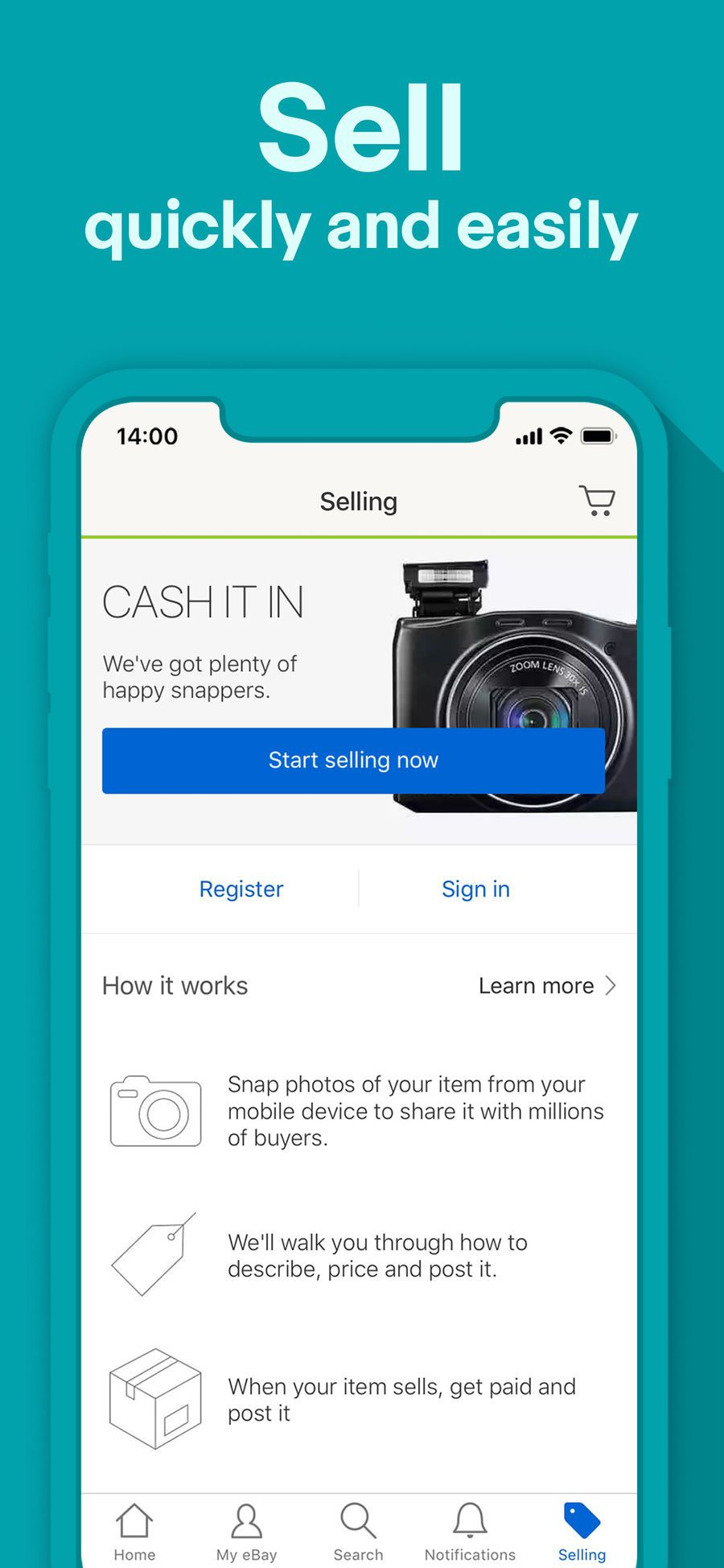 Buy Sell This Holiday Ebay On The App Store Ebay Shopping Ebay Printing Labels