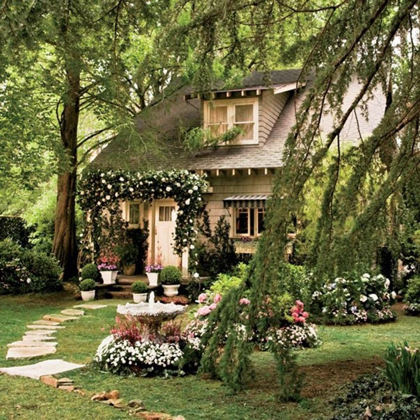 Nick Carraway S House In The Great Gatsby Google Search Cottage Fairytale Cottage Dream Cottage