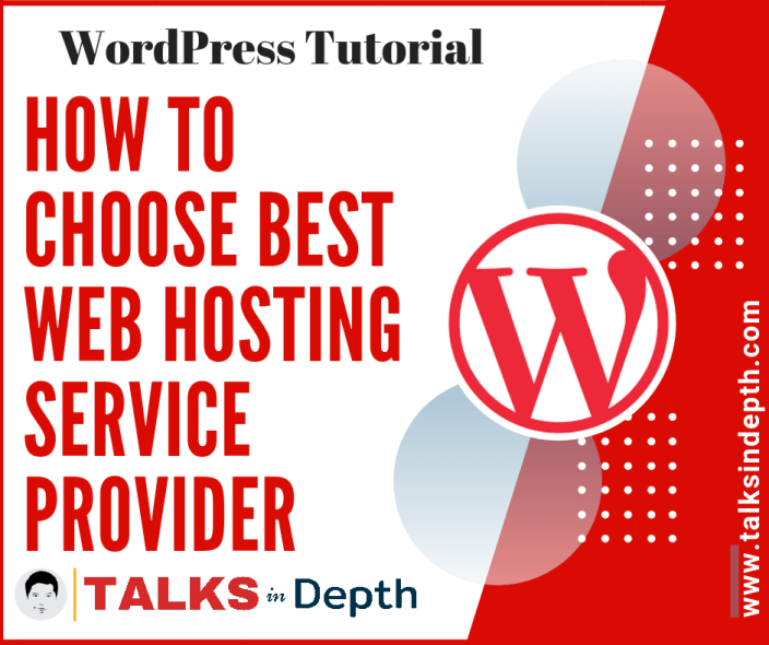 10 Tips For Choosing The Best Web Hosting Service Provider In This Wordpress Tutorial Imgoing To Sha Wordpress Tutorials Web Hosting Services Hosting Services