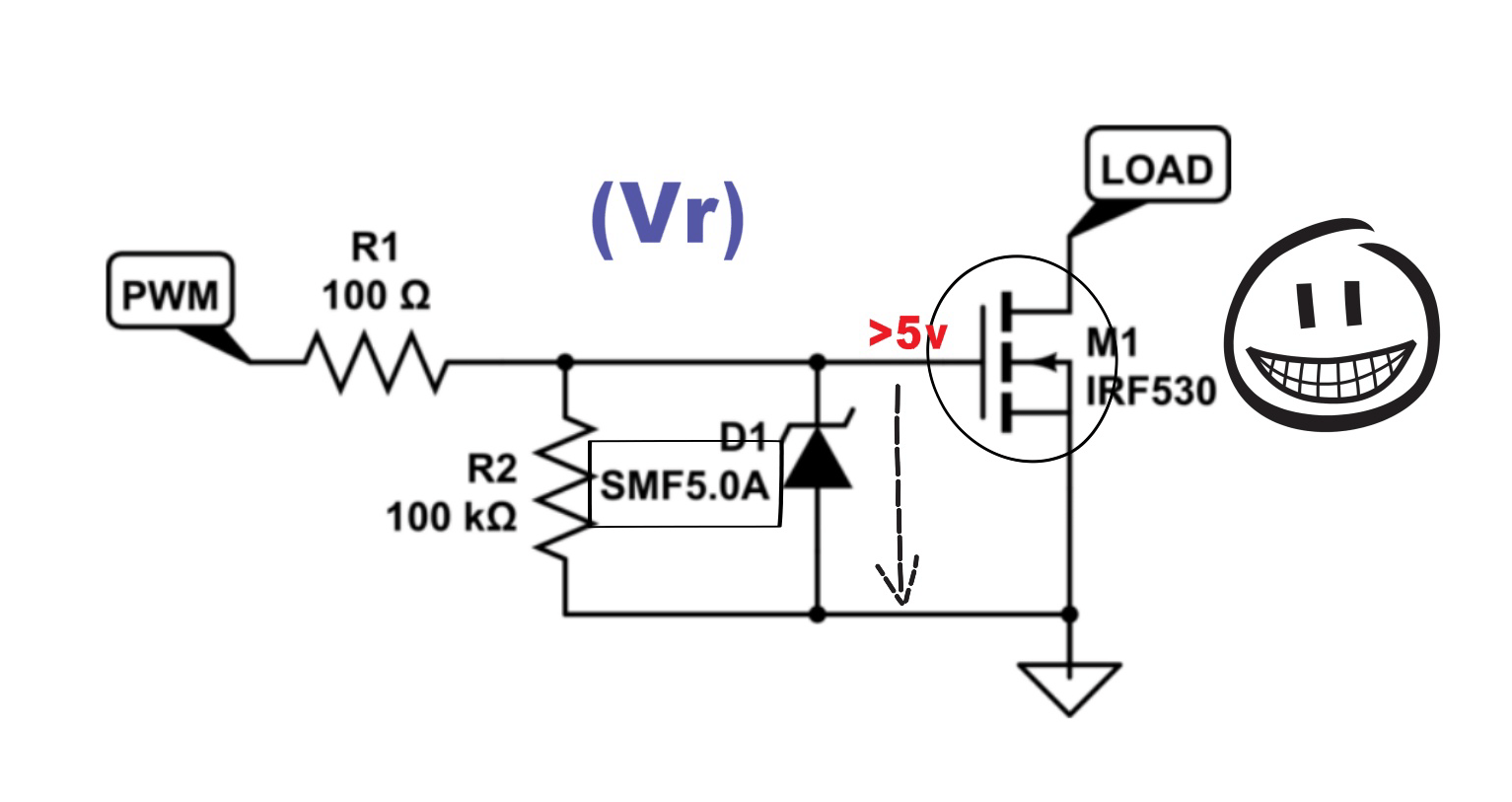 Difference Between Diode Zener And Schottky How Stuff Circuits