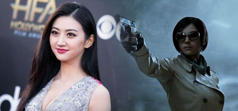 Resident Evil 2 Remake Fancast Jing Tian As Ada Wong Ada Wong