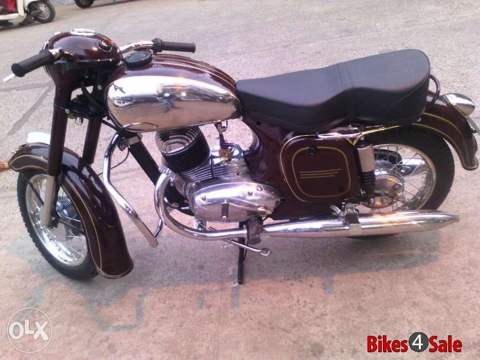 1968 Vintage Jawa Motorcycle Motorcycle Old Motorcycles Yezdi