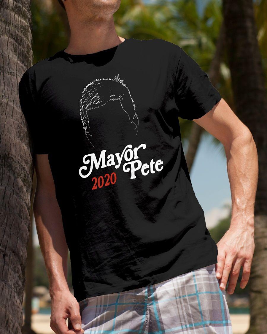 Mayor Pete Buttigieg For President 2020 Shirt Trending Shirts Shirts Shirts For Girls