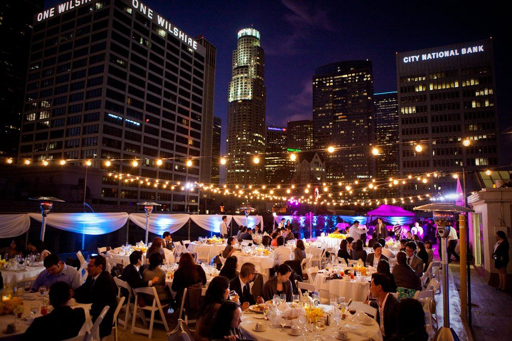 The Los Angeles Athletic Club A Wedding Venue Www Partyista