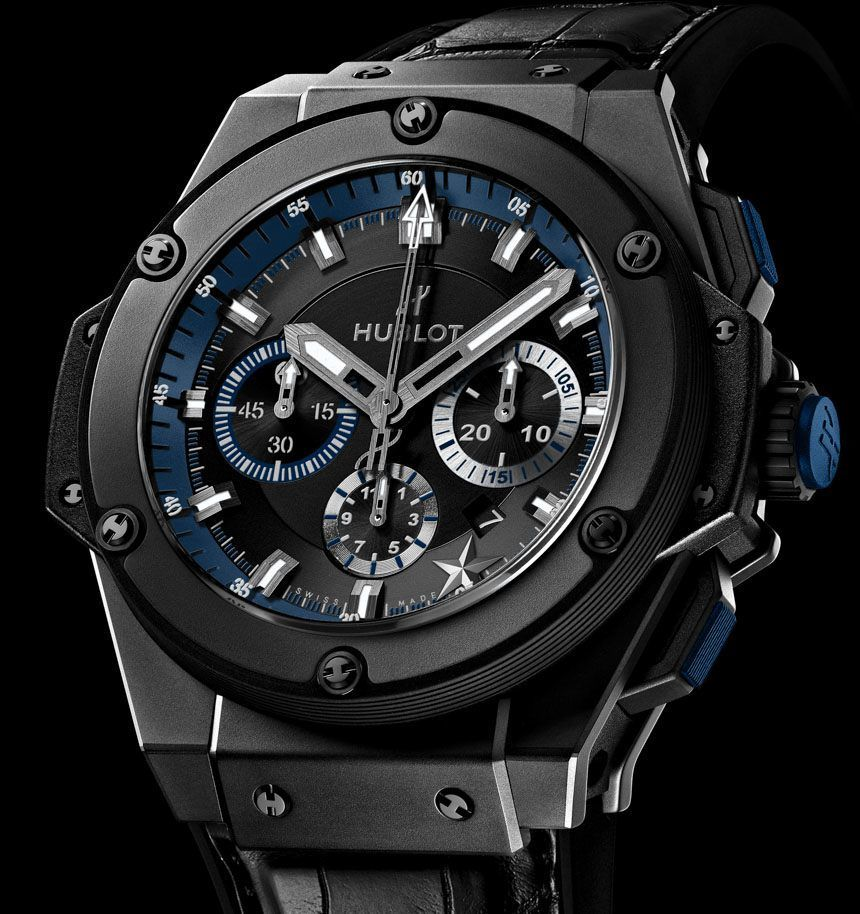 Hublot Now In The NFL With Dallas Cowboys Football Team Sponsorship