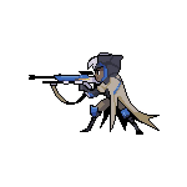 All Overwatch Pixel Sprays Transparent Png Format Overwatch Pixel Art Overwatch Tracer