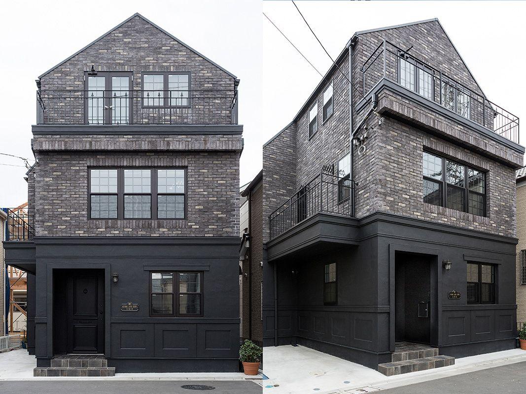 こだわりの家づくり アップルヤードデザイン 住宅 外観 マイ