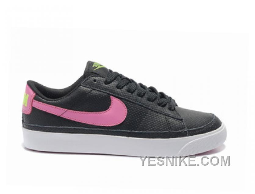 Big Discount  66 OFF Nike Blazer Basse Womens Black Friday Deals 2016XMS2404