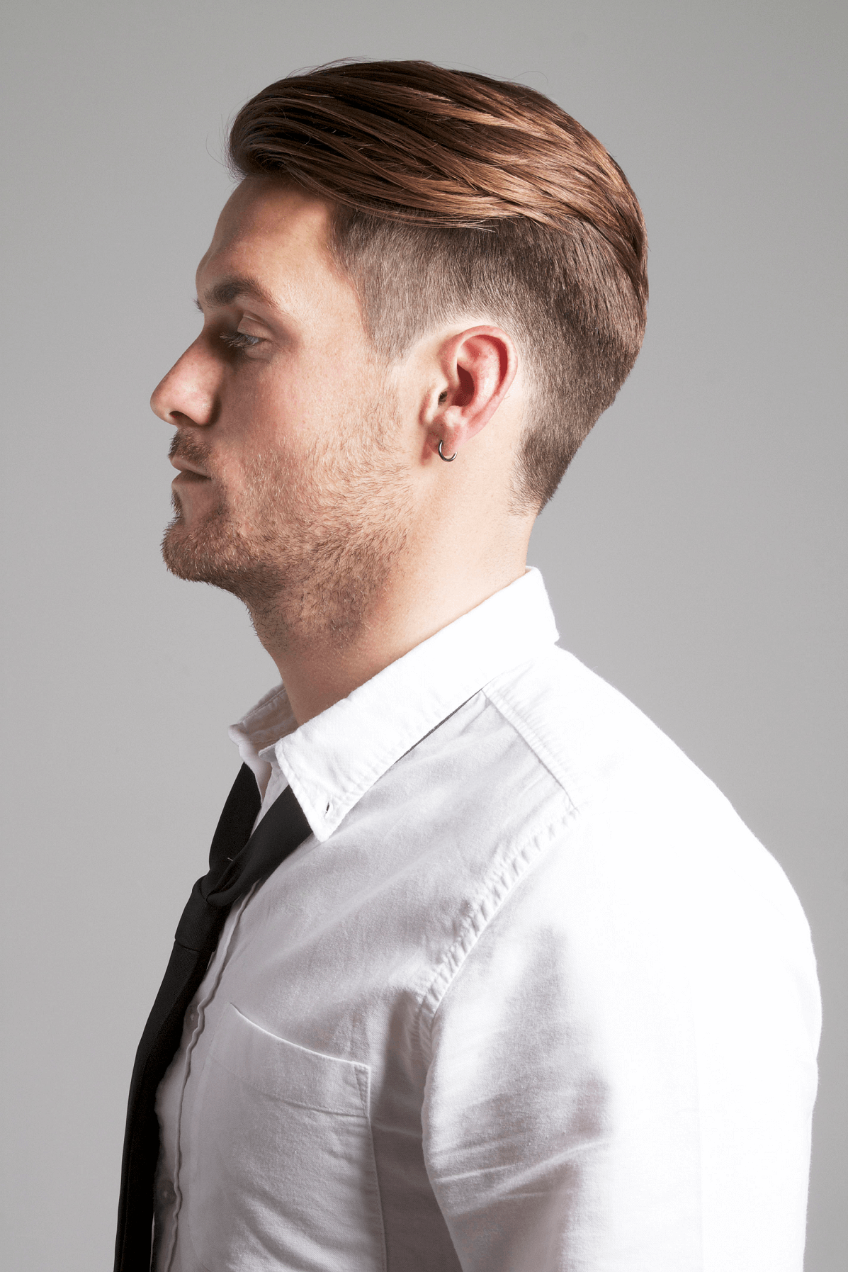Kurzer Undercut 50 Stylish Undercut Hairstyle Variations A