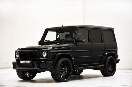 Blacked Out Mercedes G Wagon Mafia Style With Images Mercedes