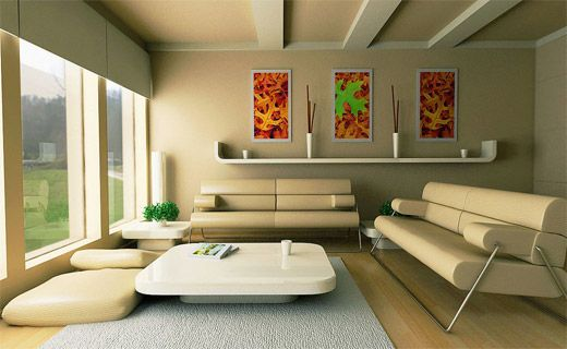 40 Excellent Examples of Interior Designs Rendered in 3D Max Interiors
