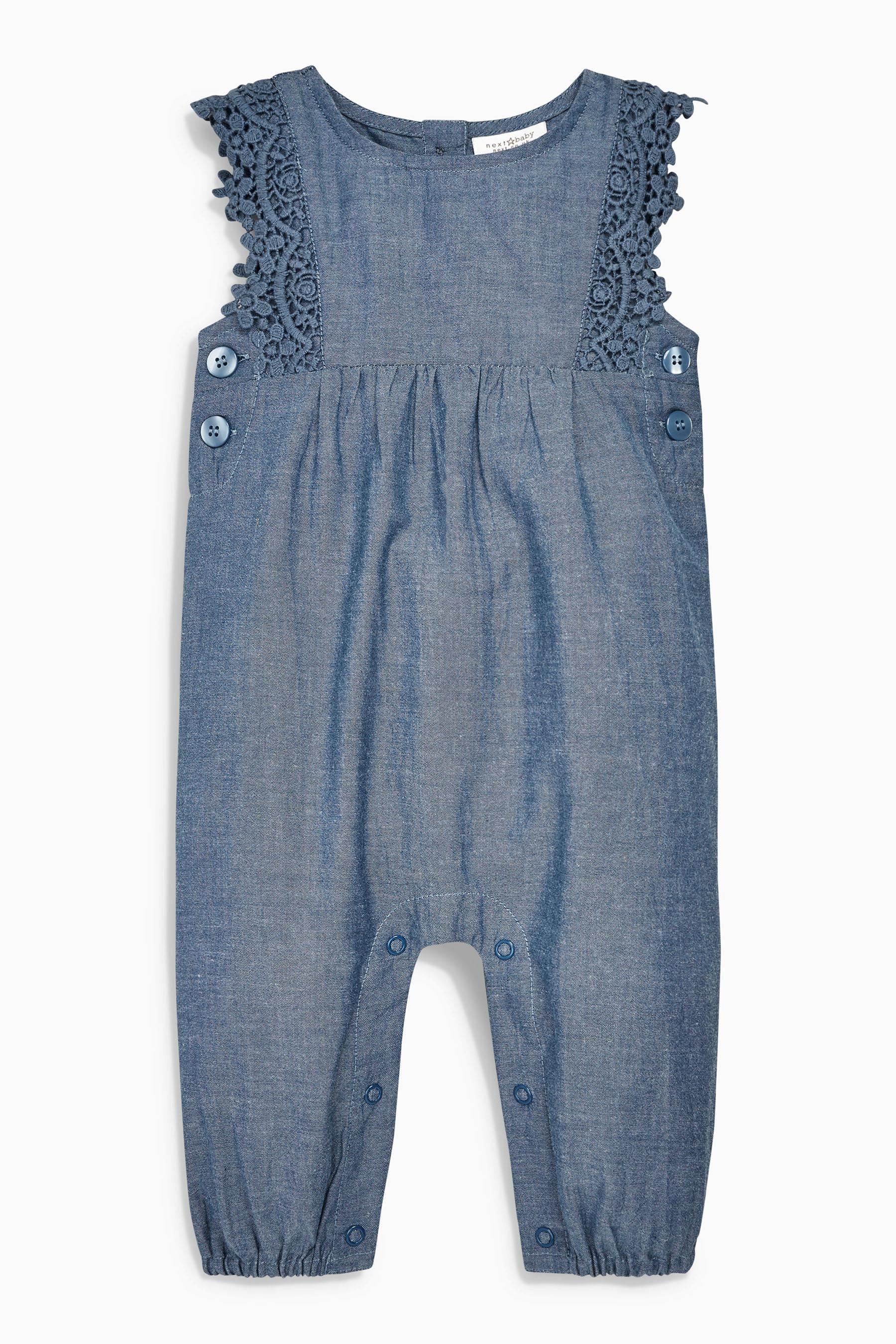 Buy Denim Dungarees 0mths 2yrs Online Today At Next United States