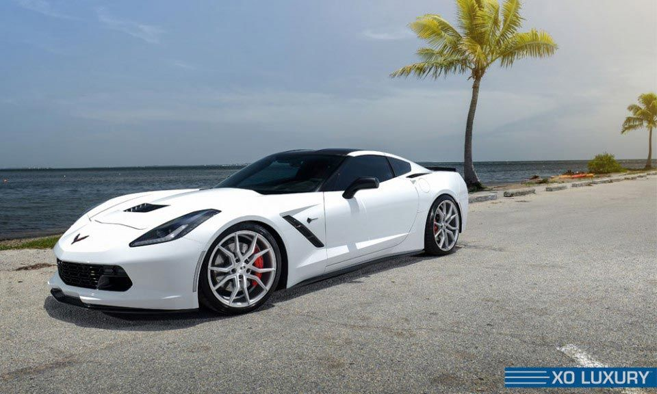 Xo Verona Offers Affordable Concave Wheels For The C7 Corvette Stingray Corvette Stingray Corvette Chevrolet Corvette C7