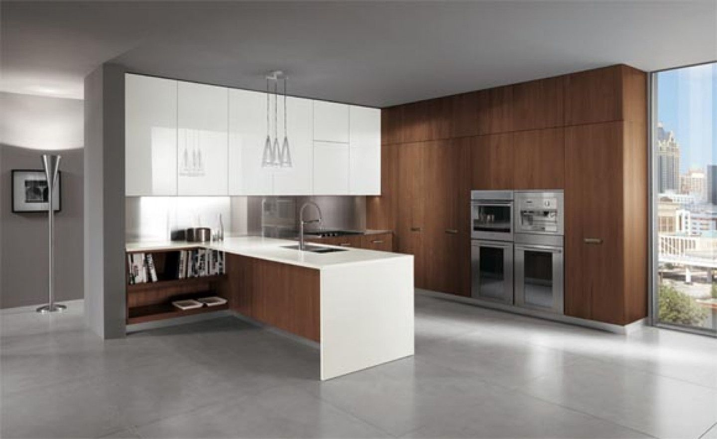 Italian Kitchen Cabinets Miami The Concept Of Artika Reworks Its Shapes To Live Within The Space With Harmony And Sim Modern Farmhouse Style Living Room Pedini Kitchen Italian Kitchen Design