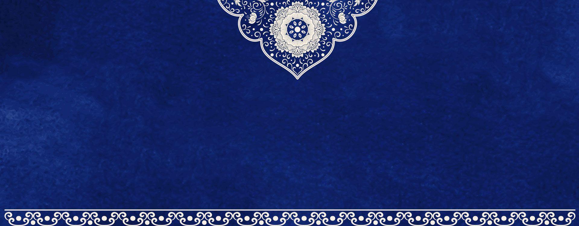 خلفية زرقاء اللون خمر الدانتيل Lace Background Blue Background Images Background Vintage