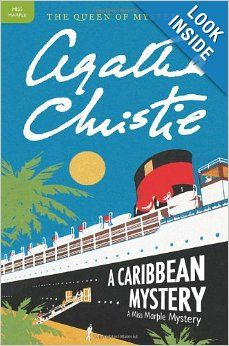 A Caribbean Mystery - Book Review  An enjoyable Miss Marple mystery by Agatha Christie. Yes, its set on a Caribbean island. #book #review
