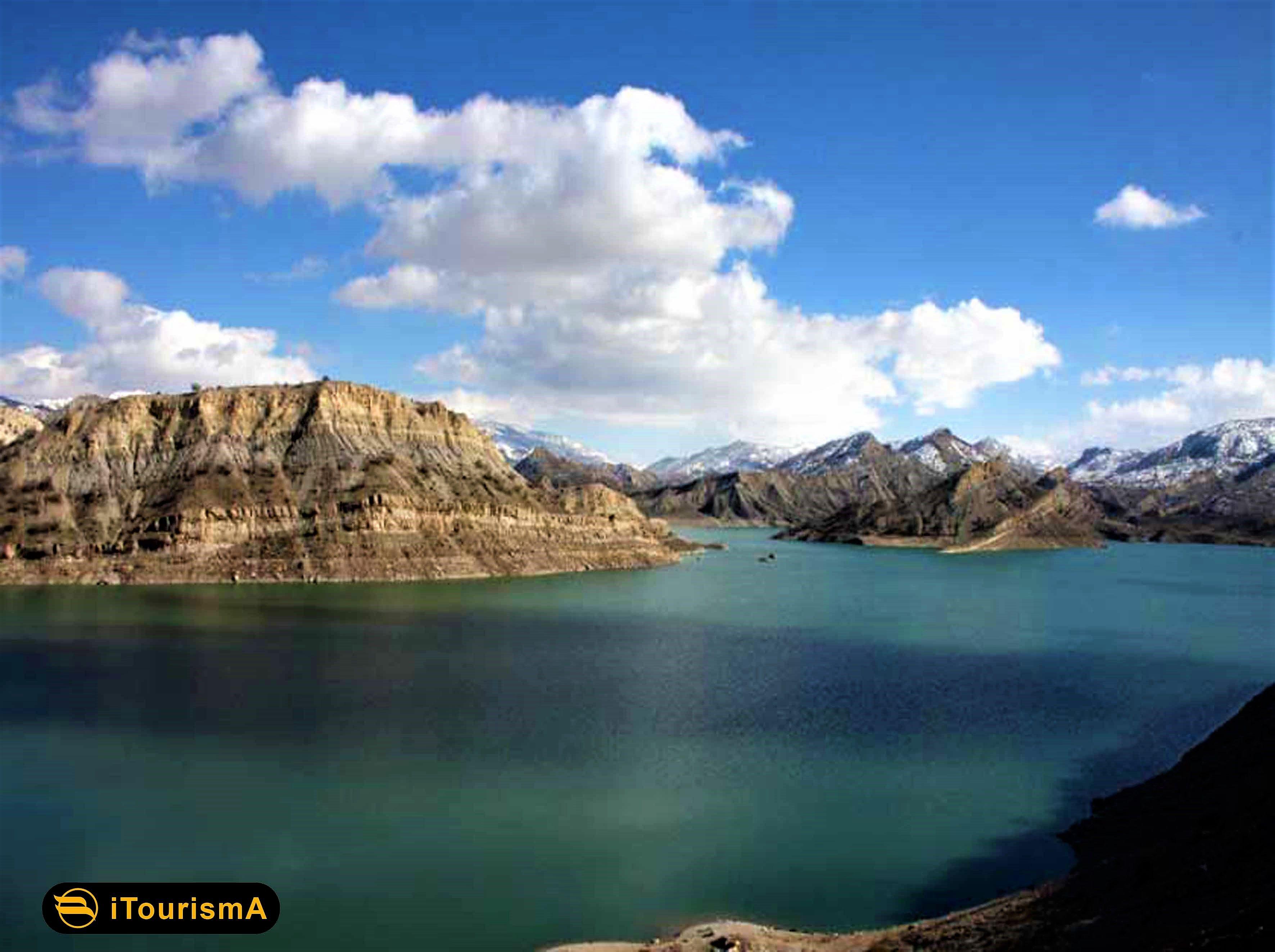 Lake Ilam Iran Tourism Lake Iran