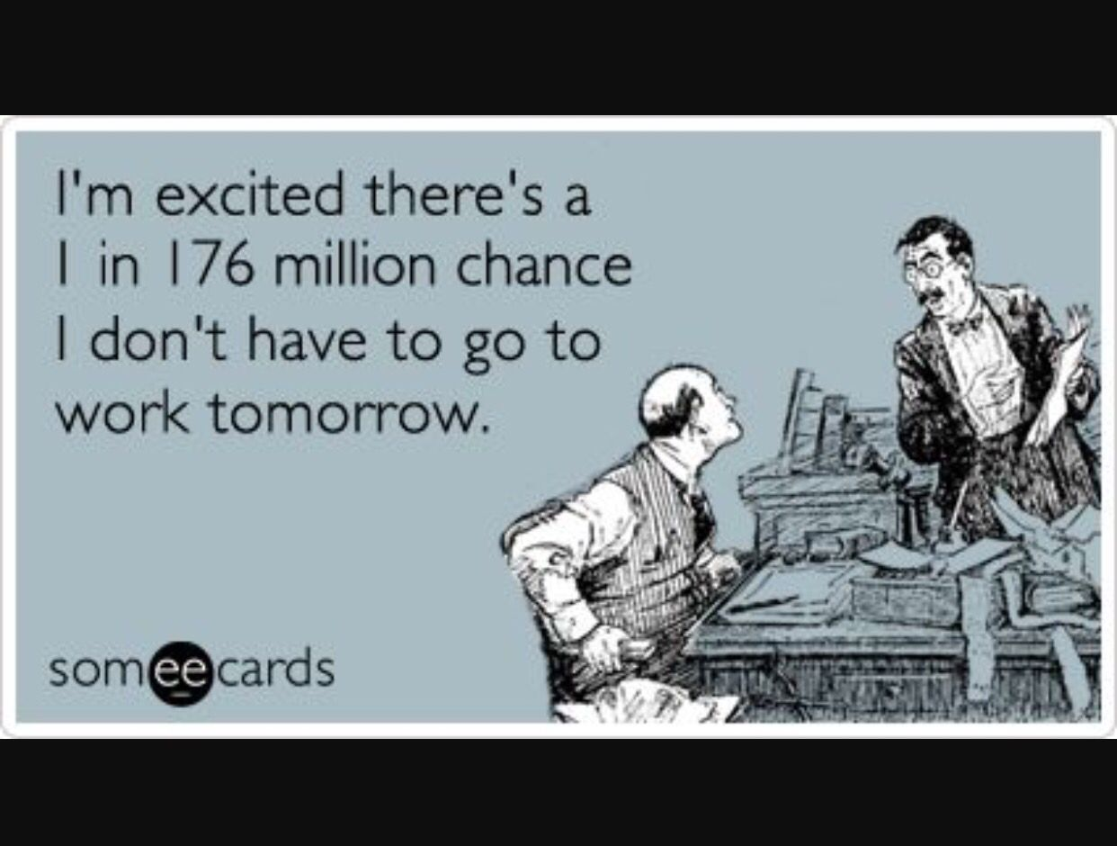 Powerball Joke Lottery Funny Quotes Laugh