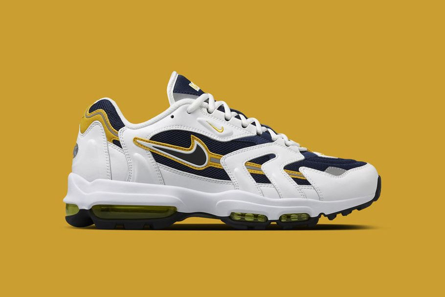Nike Air Max 96 XX Retro Features New Sole |