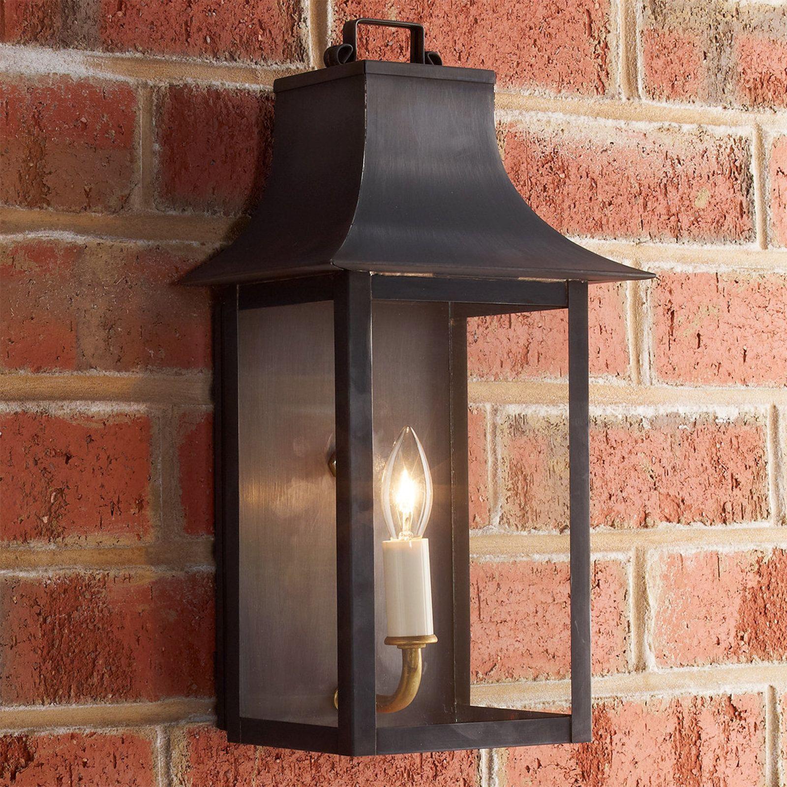 Georgian Outdoor Wall Light 1 Light Outdoor Wall Lighting