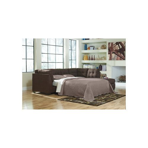 Teppermans - 2 Piece Sectional With Sleeper (Sectionals - Stationary)  sc 1 st  Pinterest : teppermans sectionals - Sectionals, Sofas & Couches