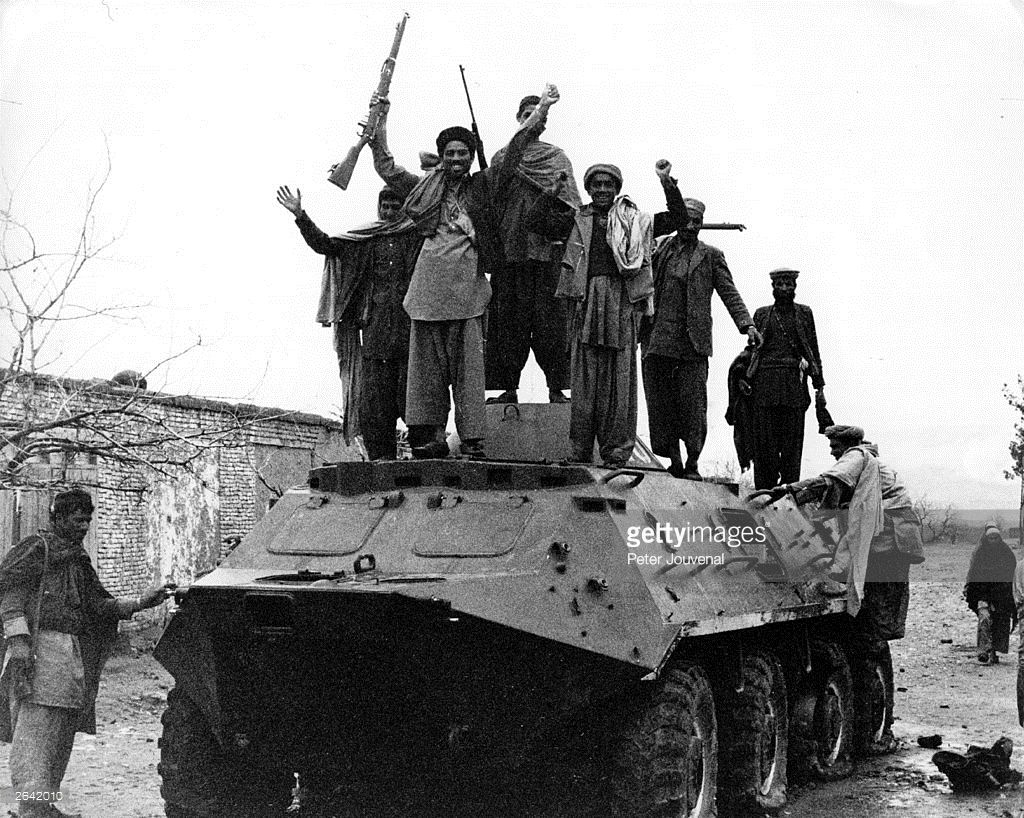 the soviet invasion of afghanistan On december 24, 1979, the soviet union invades afghanistan, under the pretext of upholding the soviet-afghan friendship treaty of 1978 as midnight approached, the soviets organized a massive.