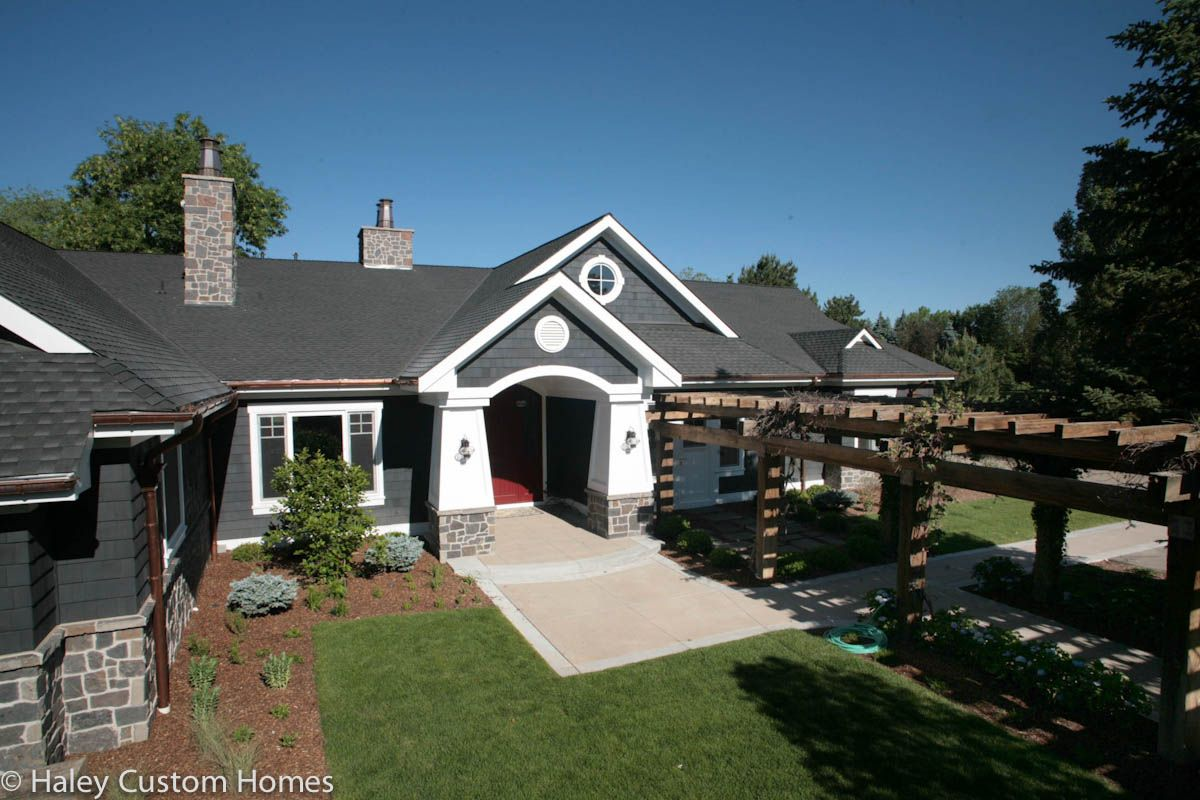 cool ranch style house additions. House ranch to cape cod conversion  Google Search Home additions