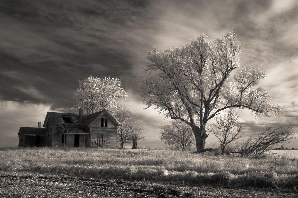 Lundberg Farm Abandoned farm houses, Iowa farms, Farm