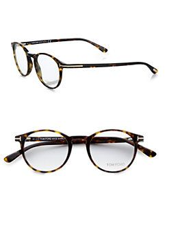 Tom Ford Eyewear 5294 Vintage Round Optical Frames