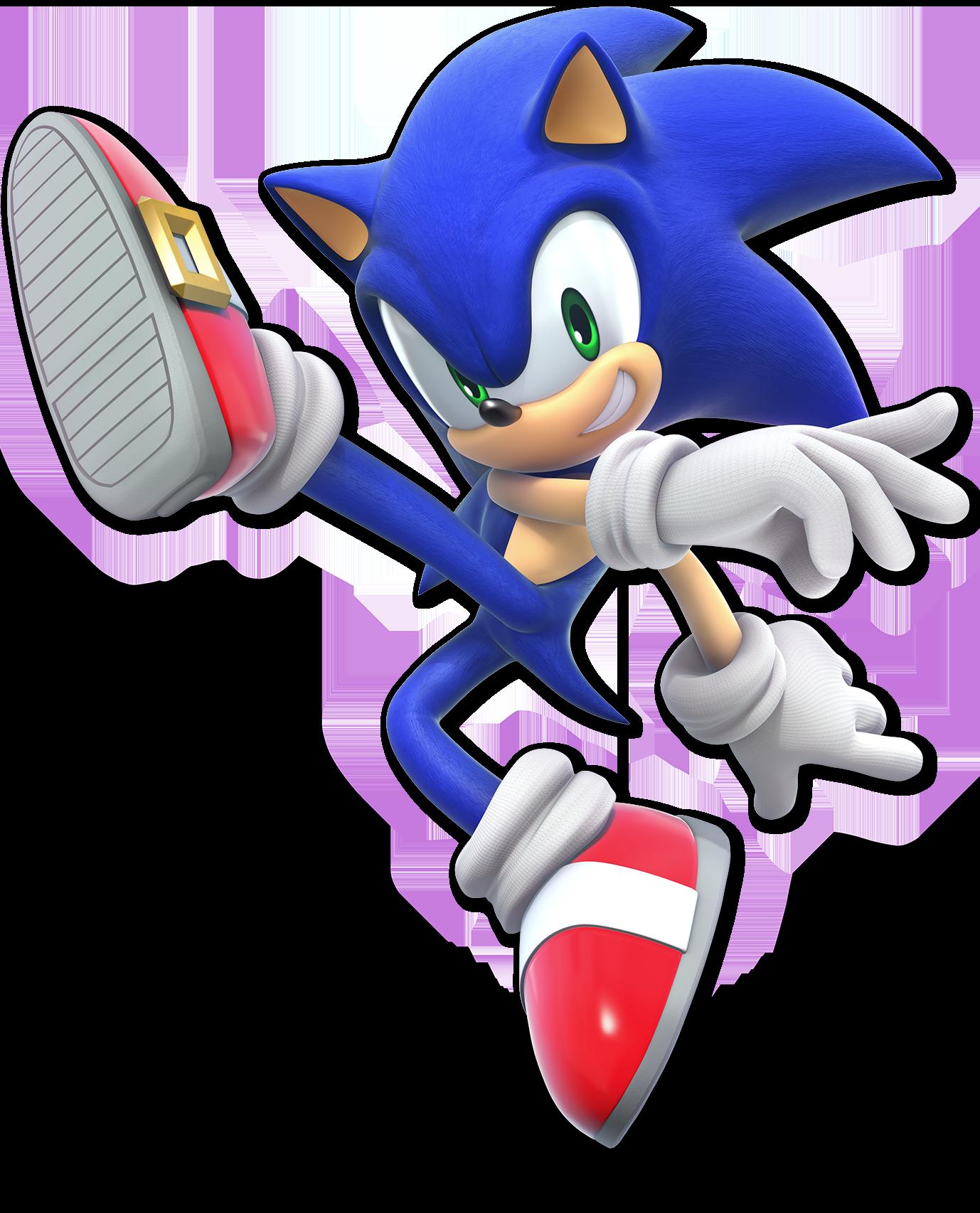 Sonic In Super Smash Bros Ultimate Super Smash Bros Sonic Sonic The Hedgehog