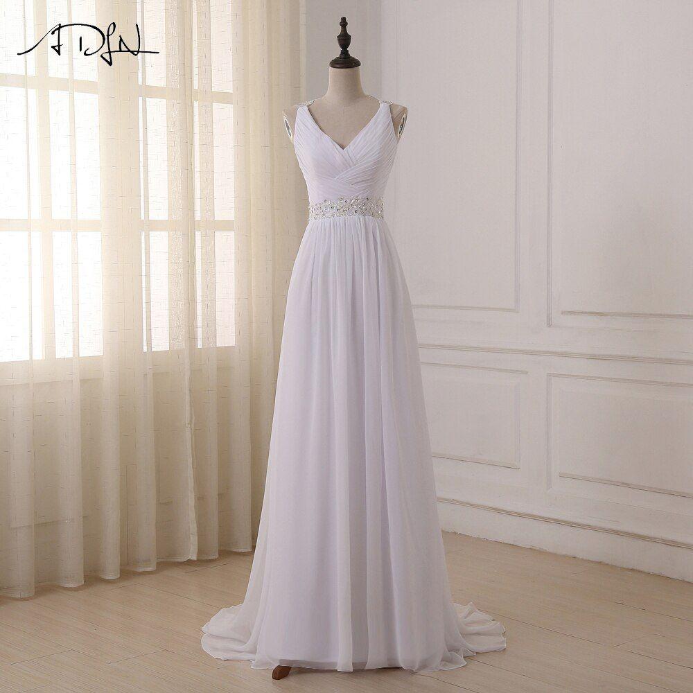 Billig vestidos de novia, Kaufen Sie Qualität chiffon wedding