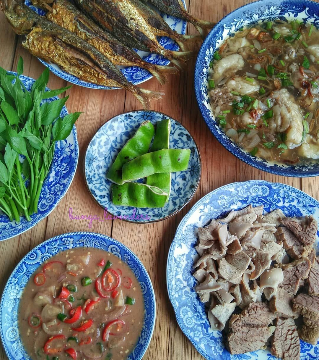 Pin On Indonesian S Table Food