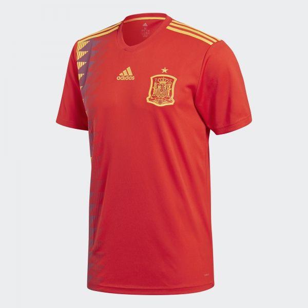 Camiseta oficial selección española fútbol online - Tienda oficial Selección  Española de Fútbol b1ac5b07f894b