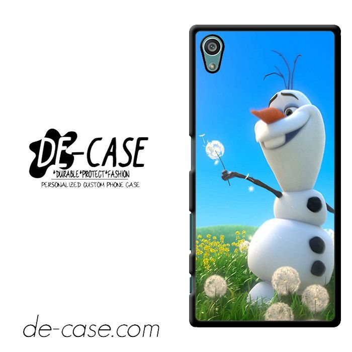 Disney Frozen Olaf Snowman DEAL-3343 Sony Phonecase Cover For Xperia Z5