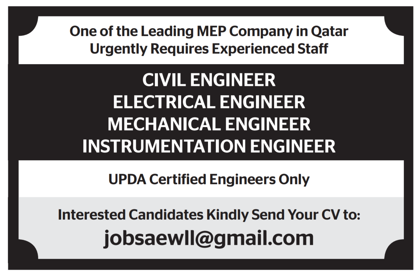 No alt text provided for this image | Qatar Jobs | Pinterest