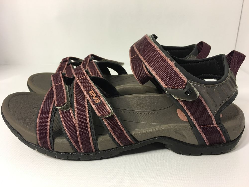 7694adf48fa TEVA Tirra Women s Hiking Water Sport Sandals Dusk Size 9