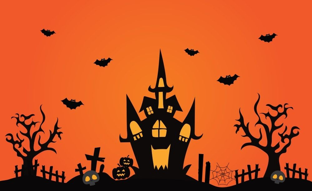 Spooky And Scary Halloween Wallpaper Free Download Halloween Wallpaper Scary Halloween Happy Halloween Pictures