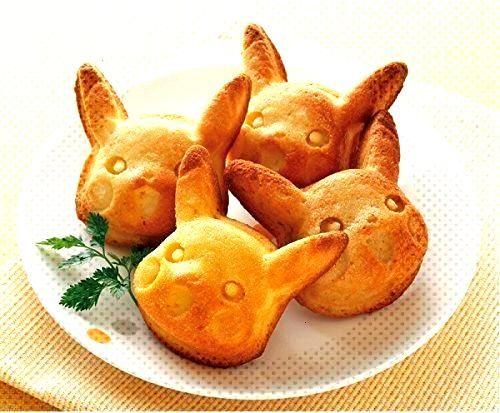 Pikachu baking mold released in Japan -