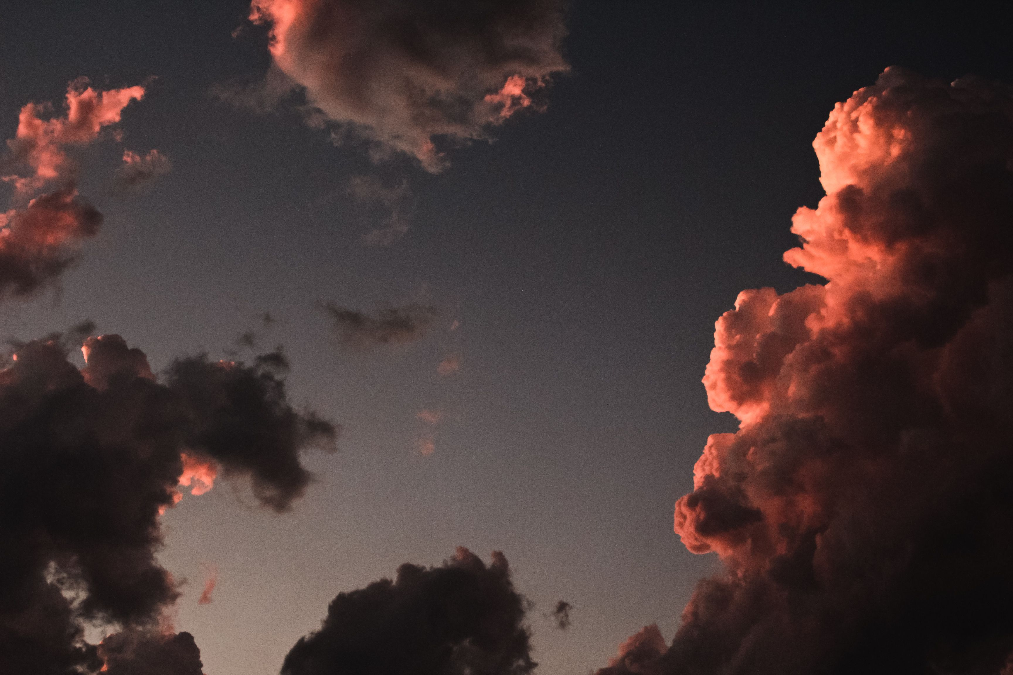 The deadliest skies are always the most beautiful.