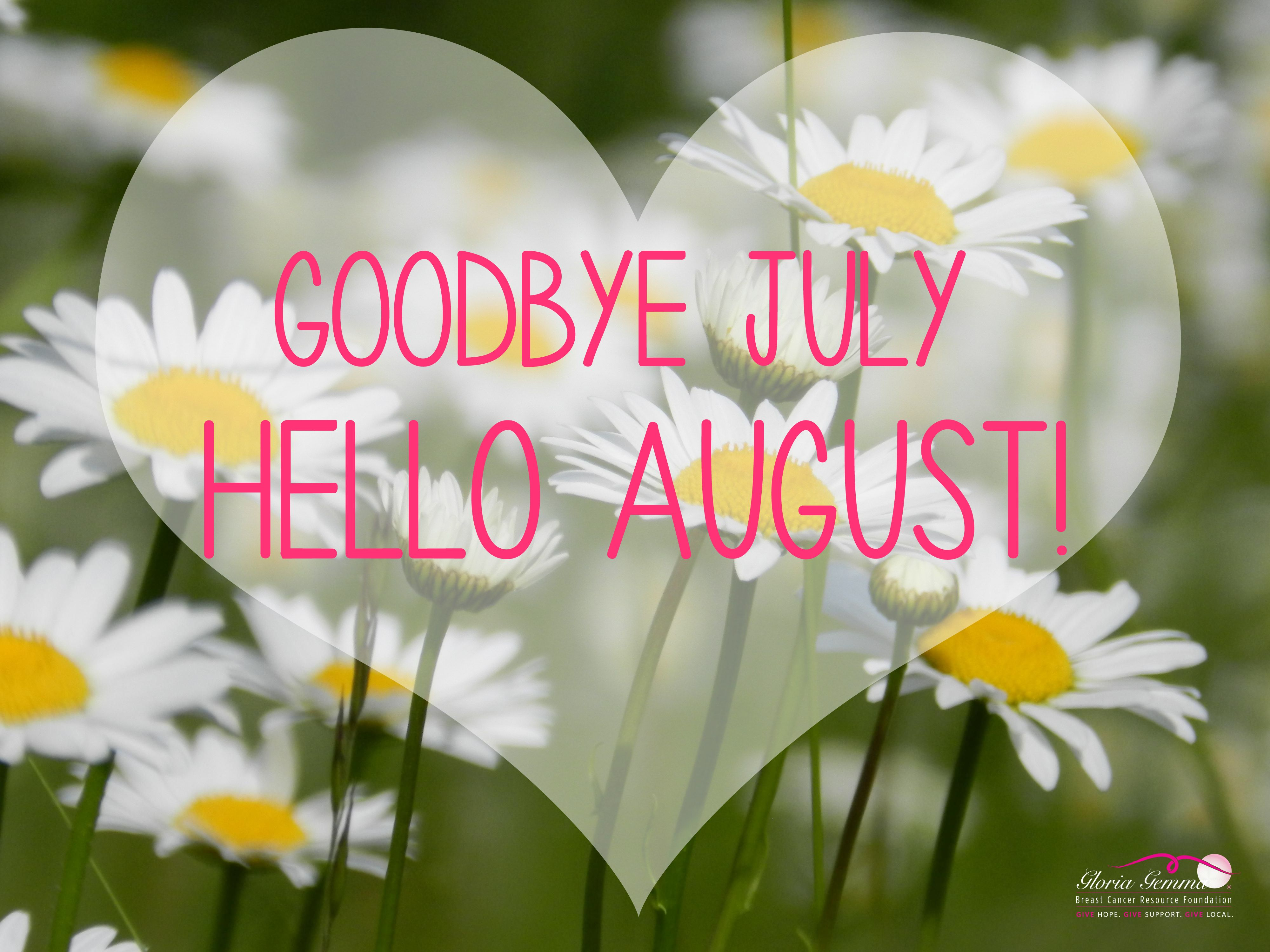 Image result for Happy August with positive thoughts