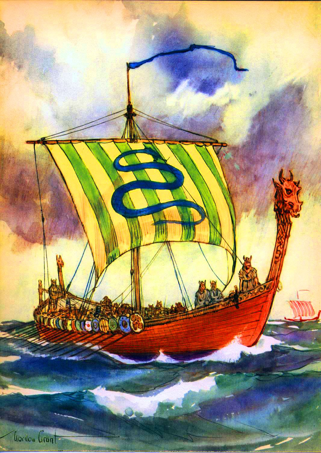 Norse Pirates In