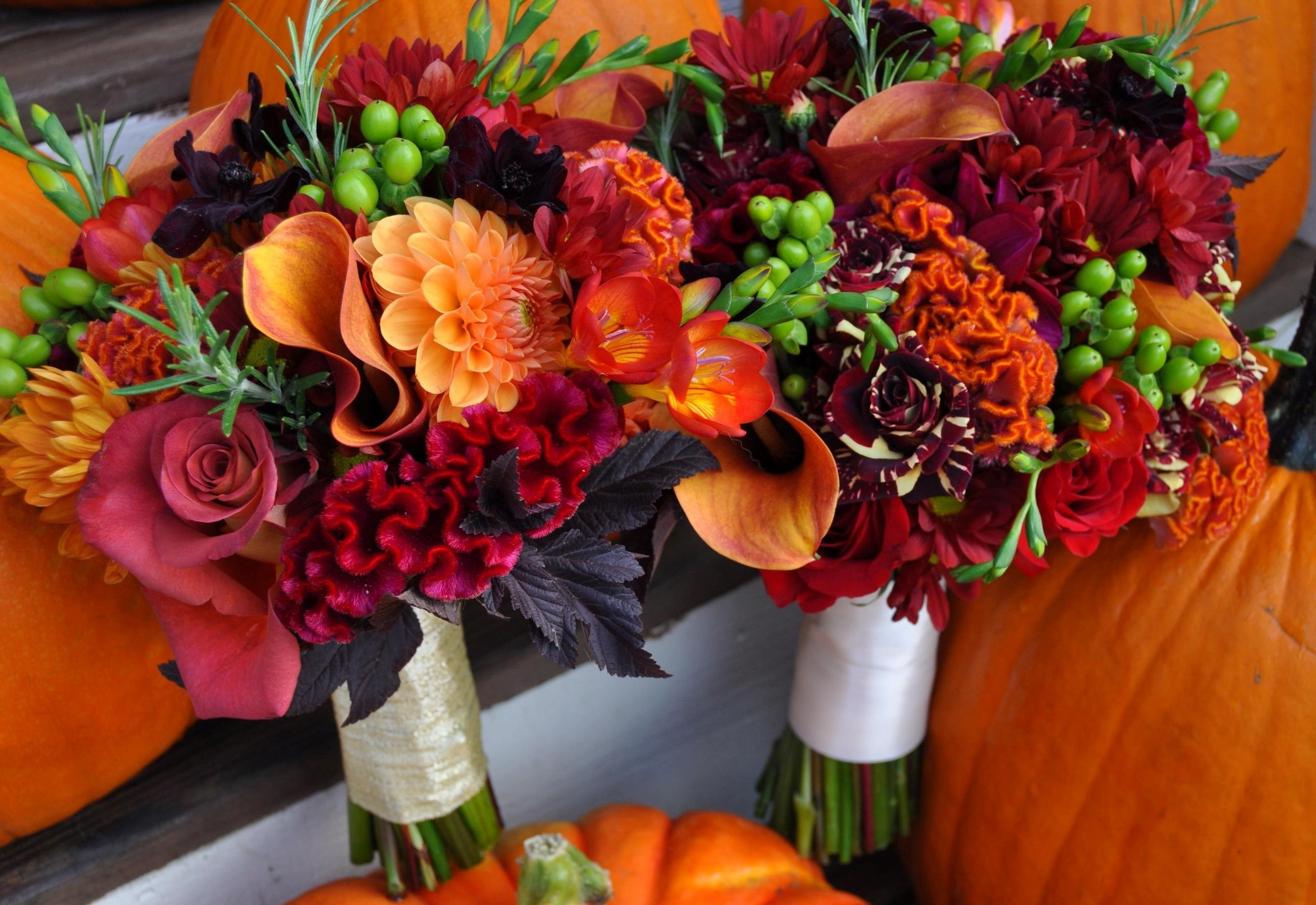 Image result for autumn flowers wedding | fall wedding flowers ...