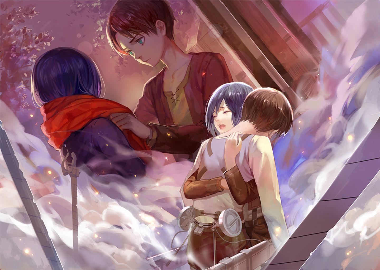 Attack On Titan Wallpaper Eren Attack On Titan Anime Attack On
