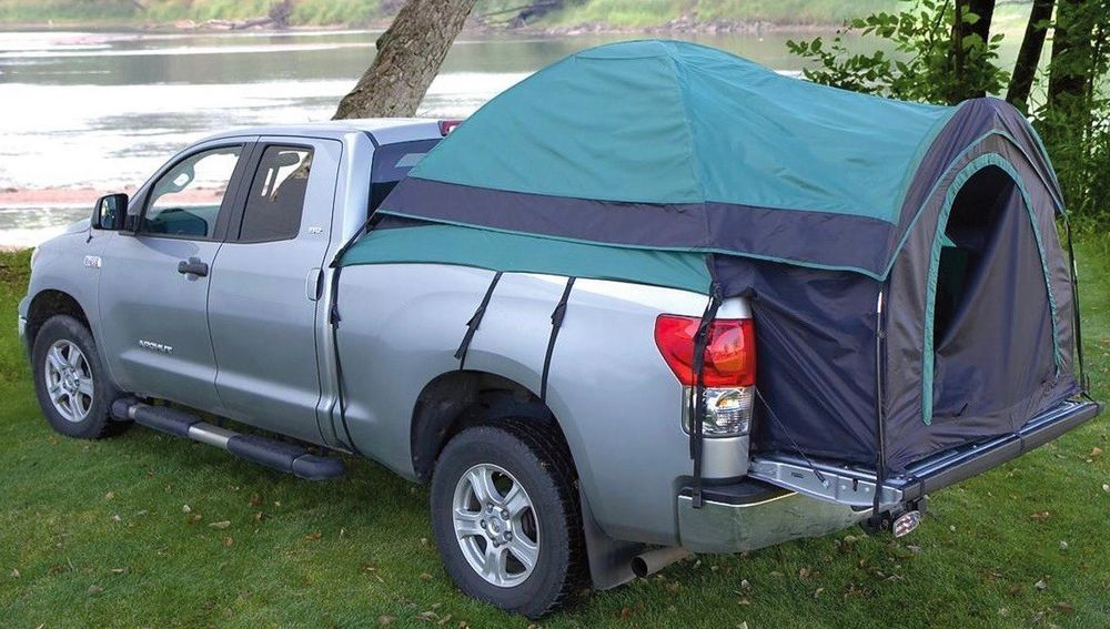 Full Size Truck Tent Pickup Camping For Most Truck Beds Up